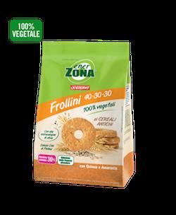 Enerzona Frollini Veg Cereali Antichi 250 g - Farmalilla