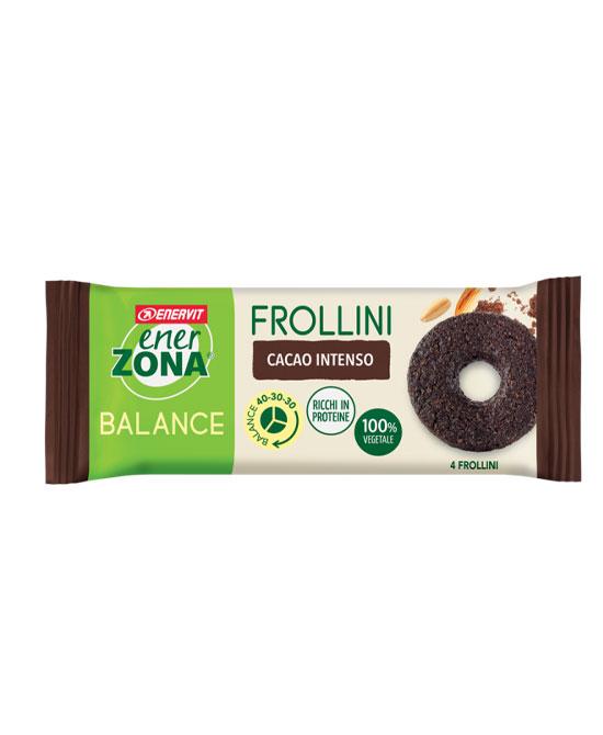 Enerzona frollino cacao monodose 24 grammi scadenza 15 aprile 2021 - latuafarmaciaonline.it