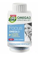 ENERZONA OMEGA 3 RX FOCUS 42 CAPSULE scad 04/2020 - Farmaciacarpediem.it