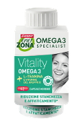 ENERZONA OMEGA 3 RX VITALITY 42 CAPSULE SCAD 05/2020 - Farmaciacarpediem.it