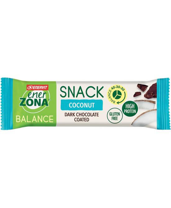 Enerzona Balance Snack Cocco 33 grammi - La tua farmacia online