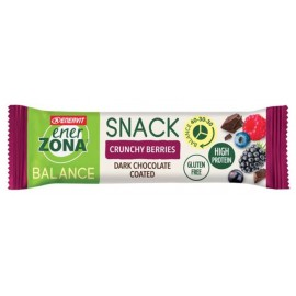 ENERZONA SNACK CRUNCHY BERRIES 33 G - Farmafamily.it