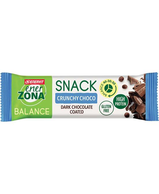 Enerzona Snack Crunchy Choco 33 Grammi - La tua farmacia online