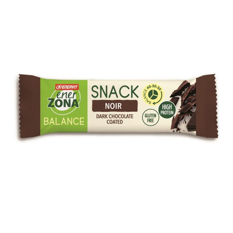 ENERZONA SNACK NOIR 33 G - Farmafamily.it