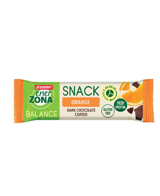 Enerzona Snack Orange 33 Grammi - latuafarmaciaonline.it