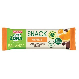 ENERZONA SNACK ORANGE 33 G - Farmastar.it