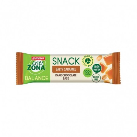 ENERZONA SNACK SALTY CARAMEL 25 G - Farmaconvenienza.it