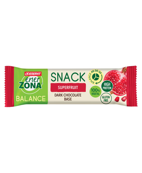 ENERZONA SNACK SUPER FRUIT 25 G - La tua farmacia online