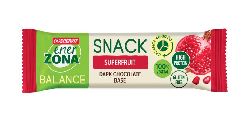 ENERZONA SNACK SUPER FRUIT 25 G - Parafarmacia la Fattoria della Salute S.n.c. di Delfini Dott.ssa Giulia e Marra Dott.ssa Michela