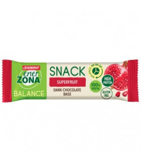 ENERZONA SNACK VANILLA RED FRUIT 33 G - Farmastar.it
