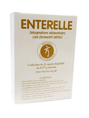 ENTERELLE CONFEZIONE DOPPIA 24 CAPSULE - Farmacia 33