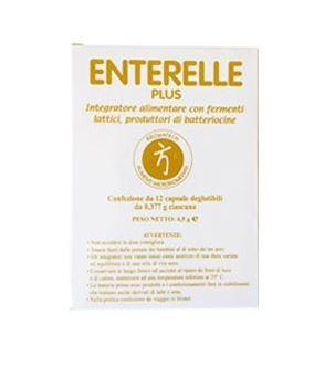 ENTERELLE PLUS 12 CAPSULE - Farmafirst.it