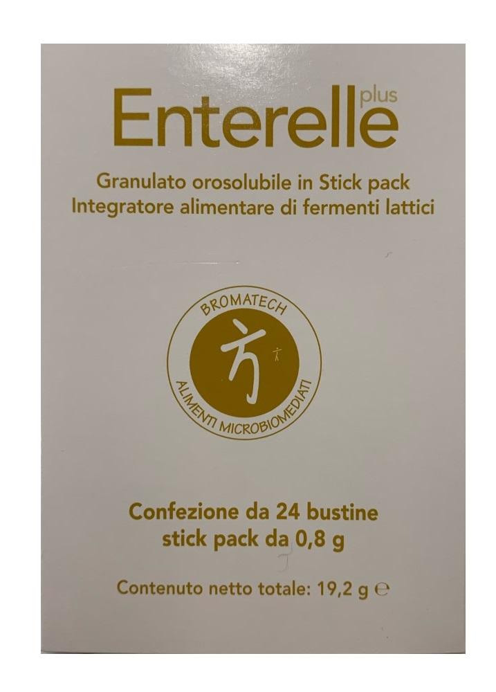 Enterelle Plus 24 Bustine Stick Pack - Arcafarma.it