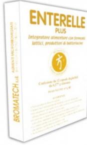 ENTERELLE PLUS 24 CAPSULE - Farmaciacarpediem.it