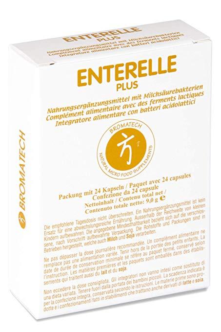 ENTERELLE PlUS 24 CPS - Parafarmacia la Fattoria della Salute S.n.c. di Delfini Dott.ssa Giulia e Marra Dott.ssa Michela