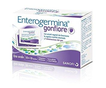 Enterogermina Gonfiore 10 Bustine  - latuafarmaciaonline.it