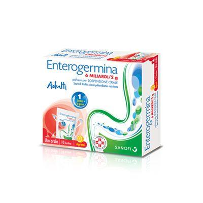 ENTEROGERMINA*OS 9BS 6MLD/2G - pharmaluna