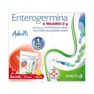 ENTEROGERMINA*OS 9BS 6MLD/2G - farmasorriso.com
