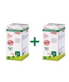 ENTEROLACTIS PLUS 30 CAPSULE BIPACK - Farmacia33