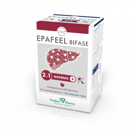 EPAFEEL BIFASE 60 COMPRESSE - Farmapage.it
