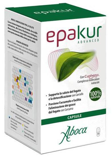 EPAKUR ADVANCED 50 CAPSULE - Farmacia Centrale Dr. Monteleone Adriano