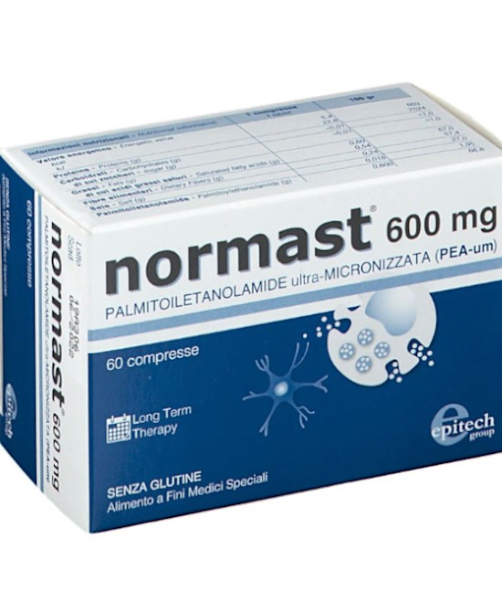 NORMAST 600MG 60 COMPRESSE - Farmaci.me