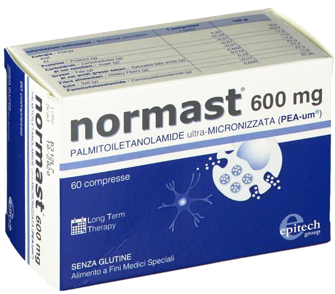 NORMAST 600MG 60 COMPRESSE - Farmacia Centrale Dr. Monteleone Adriano