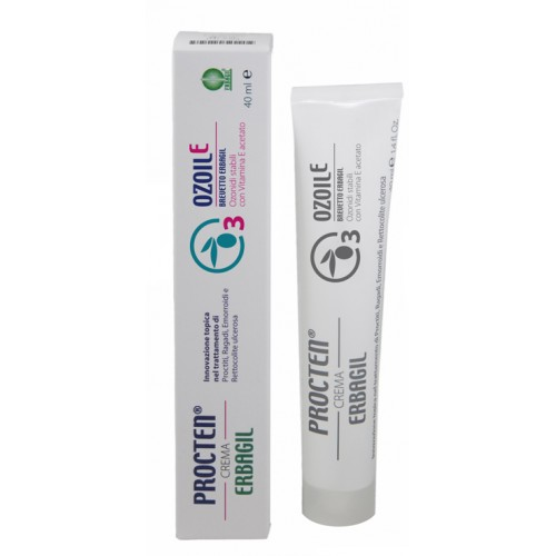 Erbagil Procten Crema 40ml - Farmafamily.it