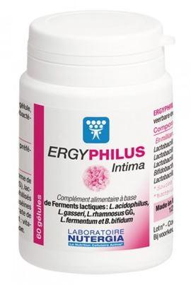 Ergyphilus Intima Integratore Alimentare 60 Casule - Farmacia 33