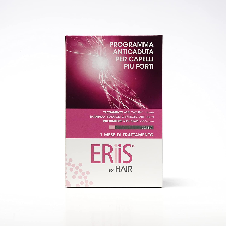 ERIIS TRATT ANTI-CADUTA DONNA IN FIALE DA 2,5ML - Farmacianuova.eu
