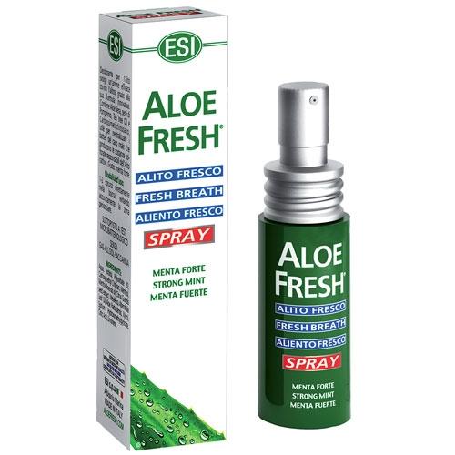 ESI aloe fresh spray 15ml - Iltuobenessereonline.it