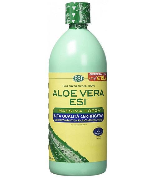 Esi Aloe Vera Succo 1000ml - Farmafamily.it