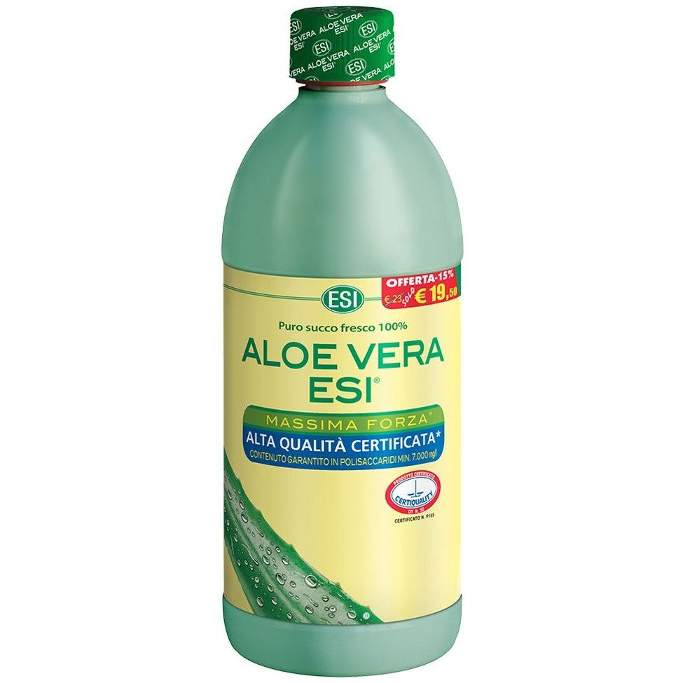 ESI Aloe Vera Succo 1000ml - Farmapage.it