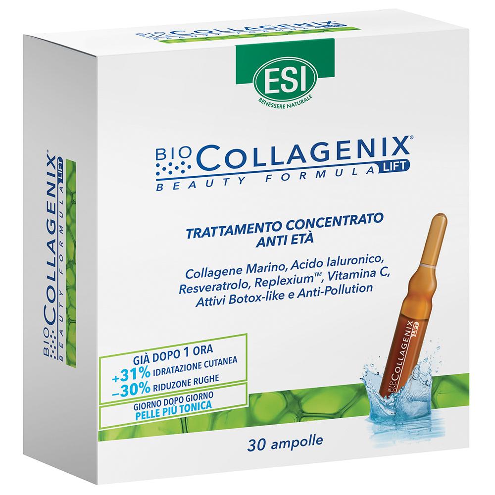 ESI BIOCOLLAGENIX 30 AMPOLLE DA 1,8 ML - Farmacia Centrale Dr. Monteleone Adriano