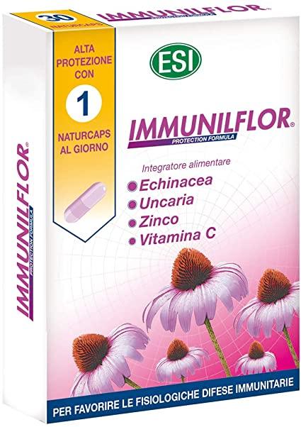 Esi Immunilflor 30 Capsule - Iltuobenessereonline.it