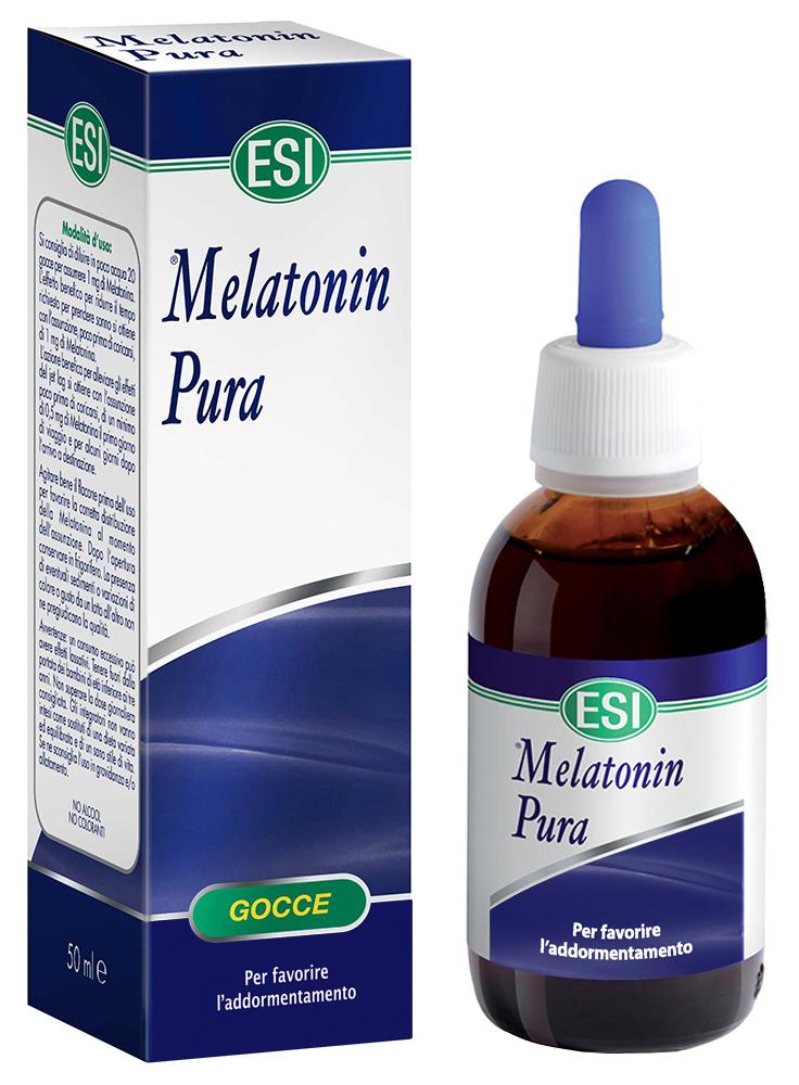 ESI MELATONIN PURA GOCCE 50 ML - Farmacia Centrale Dr. Monteleone Adriano