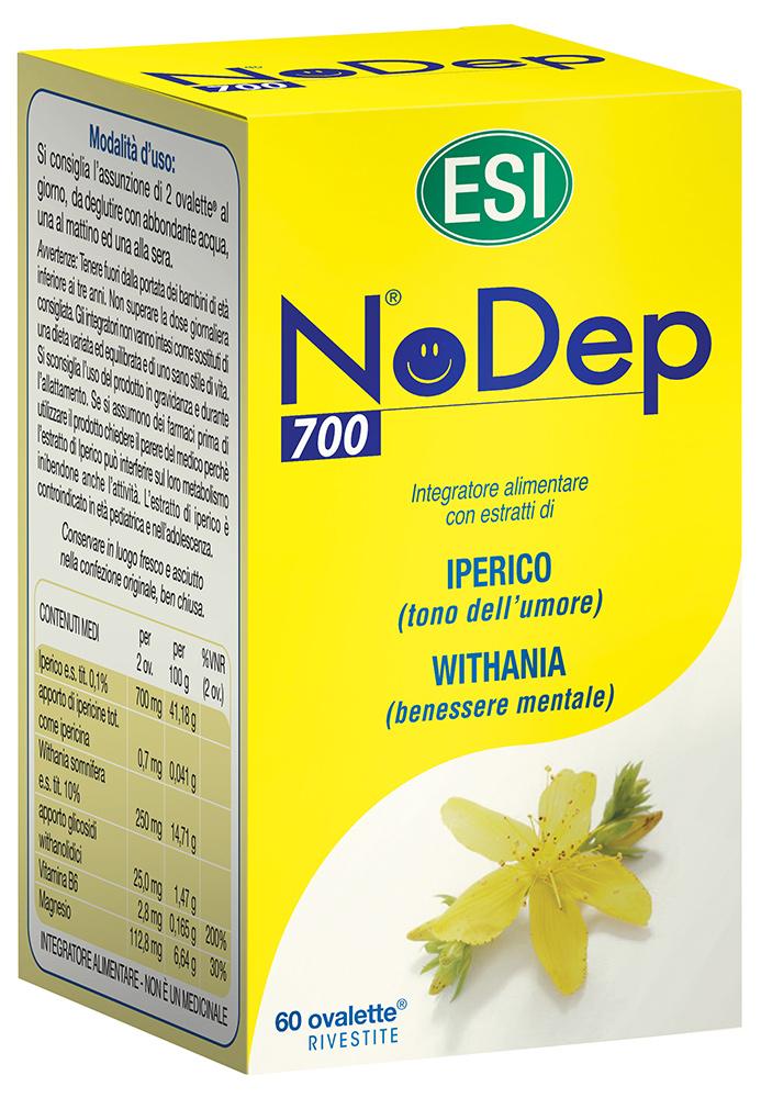 ESI NO DEP 700 60 OVALETTE - Farmacia Centrale Dr. Monteleone Adriano
