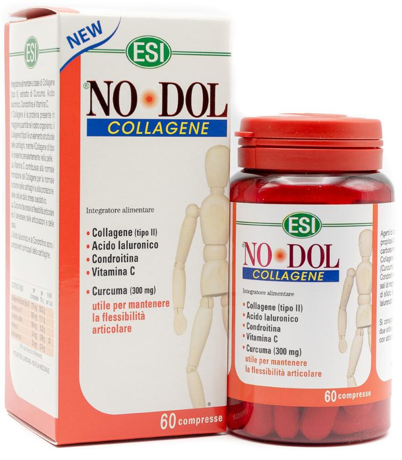 ESI NO DOL COLLAGENE 60 COMPRESSE - Farmacia Centrale Dr. Monteleone Adriano