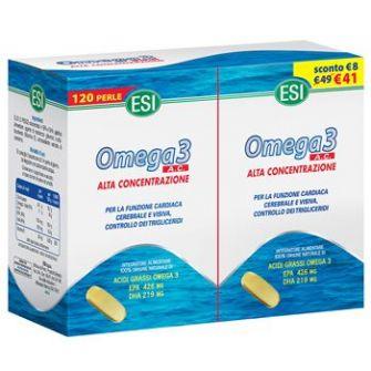 ESI OMEGA 3 AC 120 PERLE - Iltuobenessereonline.it