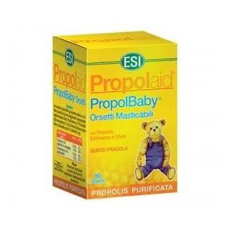 Esi Propolaid Propolbaby 80 Orsetti Masticabili - Iltuobenessereonline.it