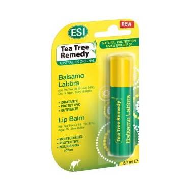 Esi Tea Tree Remedy Balsamo Labbra 5,7 ml - Iltuobenessereonline.it