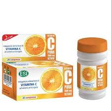 ESI VITAMINA C PURA RETARD 1000MG - Iltuobenessereonline.it