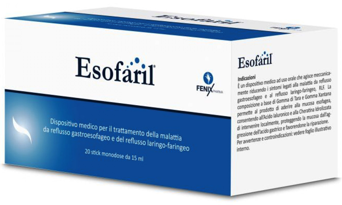 ESOFARIL 20 STICK 15ML - Farmacia Centrale Dr. Monteleone Adriano