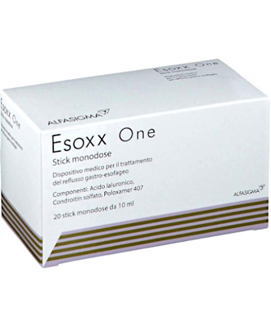 ESOXX ONE 20 BUSTINE STICK PACK 10 ML - Farmaci.me