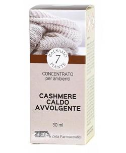 ESSENZA BALSAMICA 7 PIANTE CONCENTRATO CASHMERE 30 ML - Farmaconvenienza.it