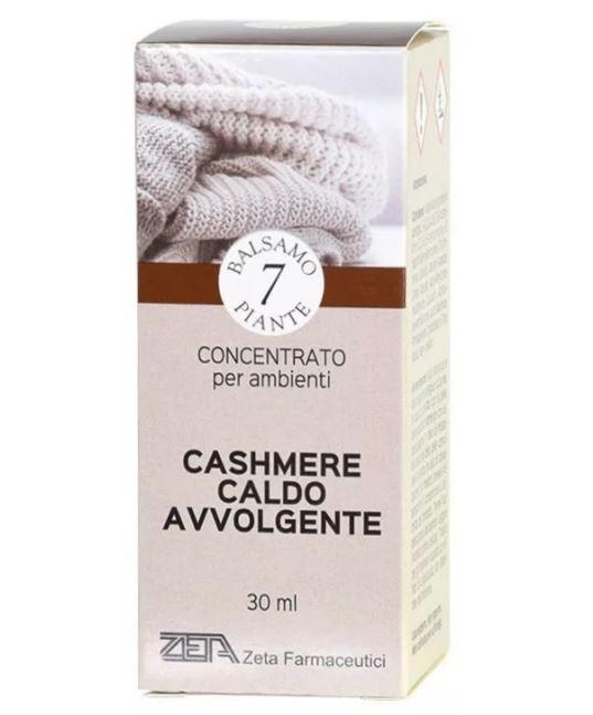 ESSENZA BALSAMICA 7PTE CONCENTRATO CASHMERE 30 ML - Speedyfarma.it