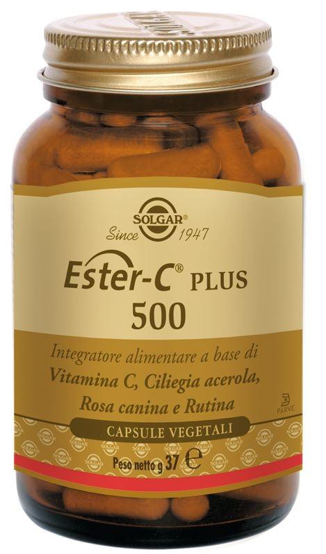 ESTER C PLUS 500 50 CAPSULE VEGETALI - Farmacia 33