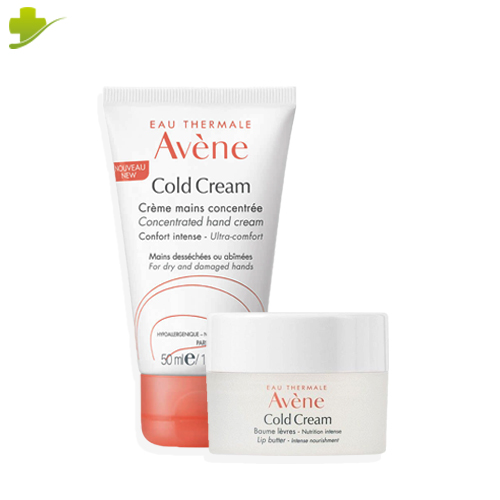 AVENE  KIT CREMA MANI 50ML + BALSAMO LABBRA 10 ML - Farmastar.it