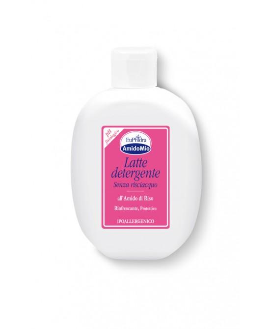 EuPhidra AmidoMio Latte Detergente Senza Rischiacquo 200ml - Iltuobenessereonline.it