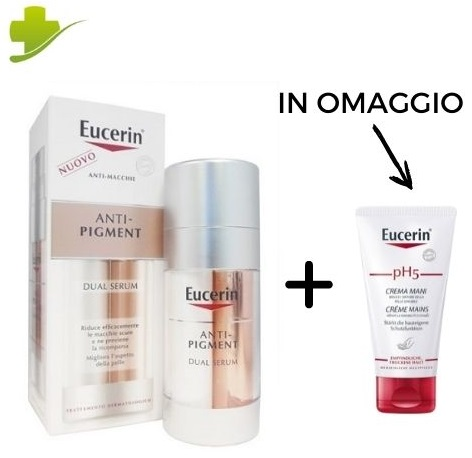 EUCERIN ANTI-PIGMENT DUAL SERUM SIERO A DOPPIA AZIONE 30 ML - Farmastar.it